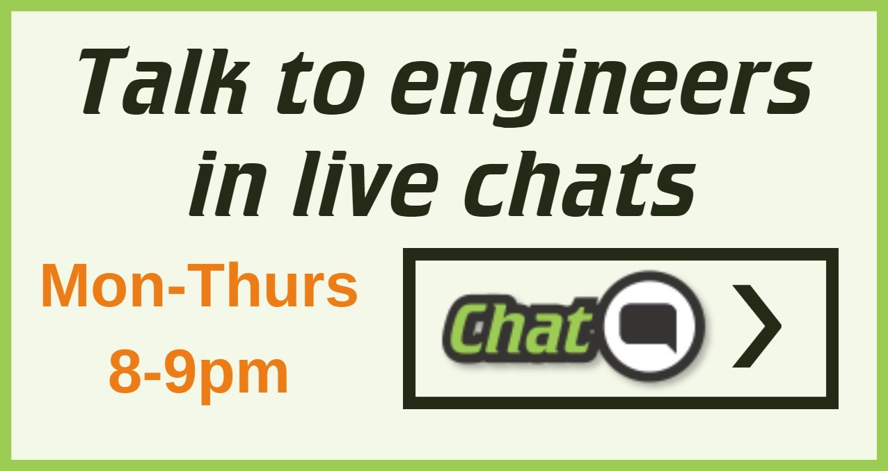 Go to live chat page